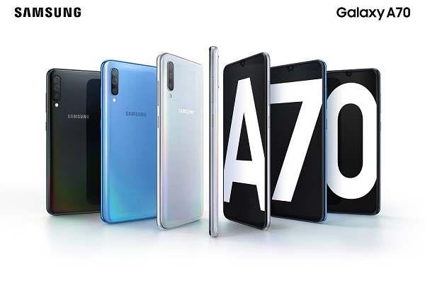 سامسونگ گلکسی a7 2018 ، سامسونگ گلکسی a70 ، Galaxy A7 2018